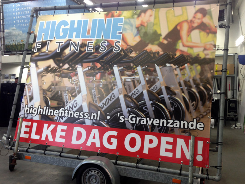 Highline Fitness 's-Gravenzande