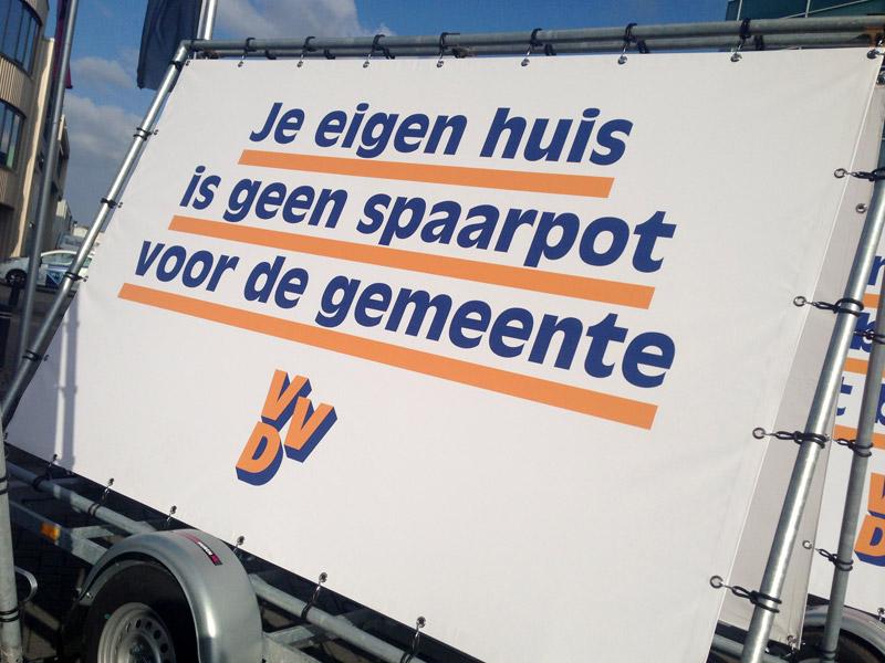 VVD Westland, gemeenteraadsverkiezingen 2014